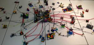Lego Serious Play landschap